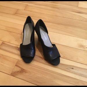 FRANCO SARTO Open Toe Shoes - 7.5